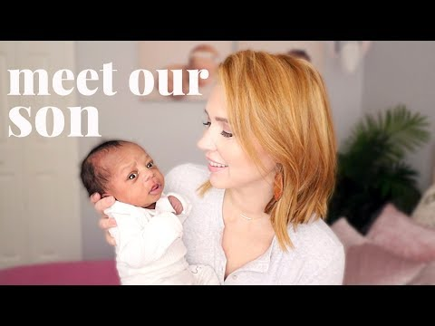 Meet Our Son! \\ Domestic Adoption Journey