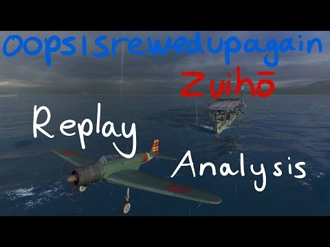 WoWs: Replay Analysis - OopsIDidItRight