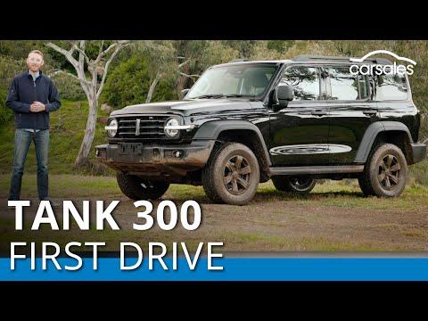 GWM Tank 300 2021 Review @carsales.com.au