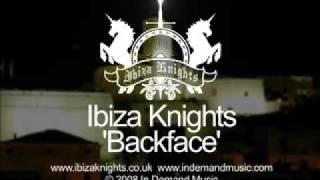 ibiza knights - backface