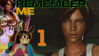 REMEMBER ME - 2 Girls 1 Let