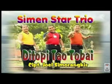 Simenstar Trio - Di Topi Tao Toba I - Lagu Batak Kenangan