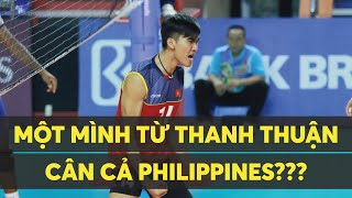 Từ Thanh Thuận (3T) | Highlights | Vietnam Vs Philippines | Men's Volleyball | SEA Games 2019
