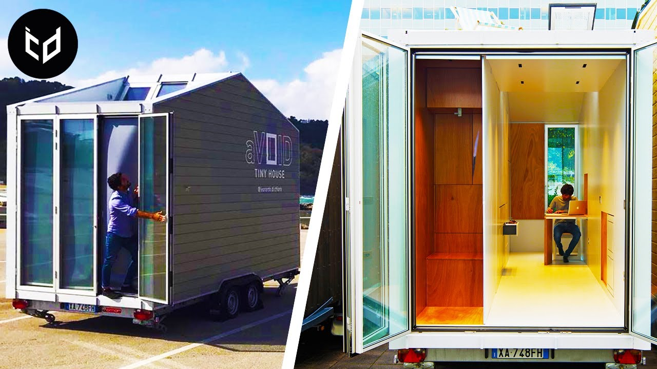 7 INCREDIBLE Tiny Houses That You Will Never Say TOO SMALL
