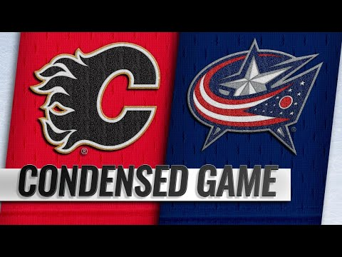12/04/18 Condensed Game: Flames @ Blue Jackets
