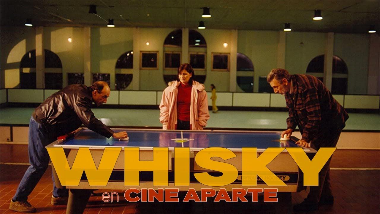 Cine aparte • Whisky
