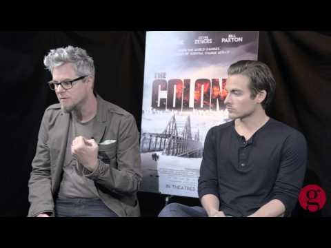 'The Colony' interview with Jeff Renfroe and Kevin Zegers