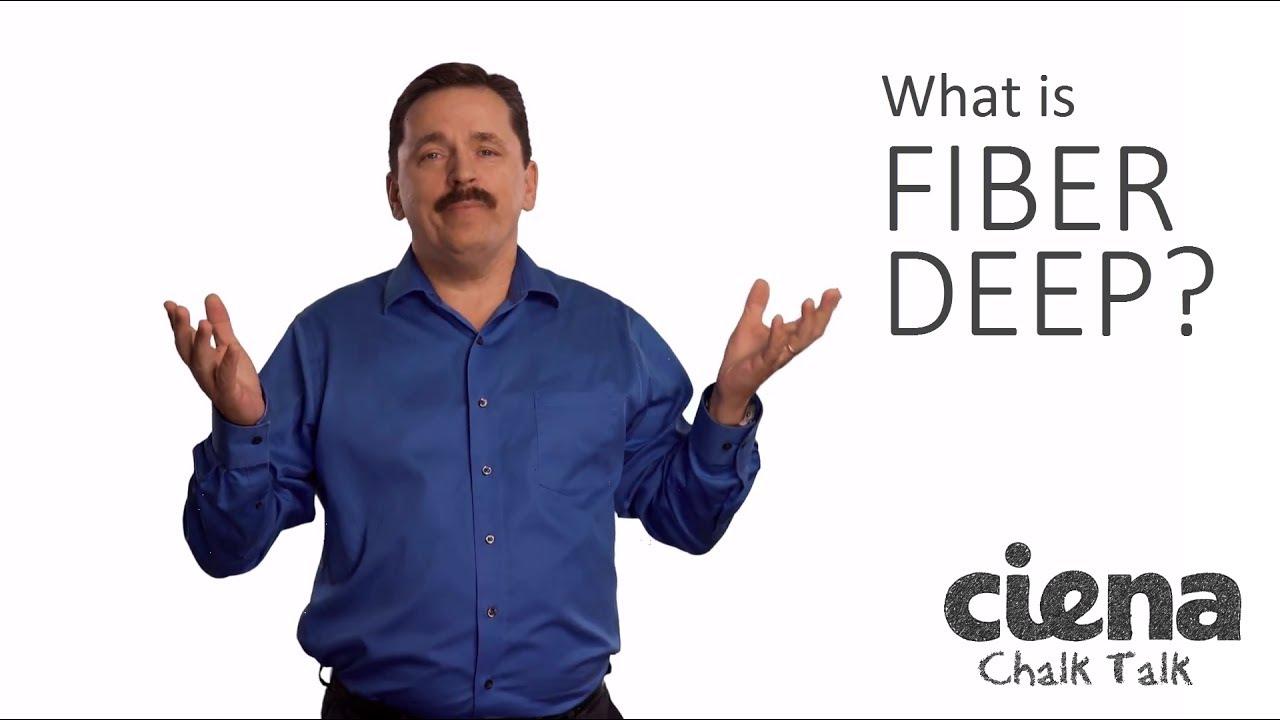 why fiber deep ciena