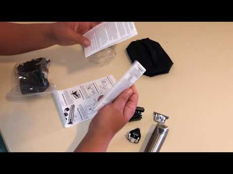 WAHL How to Use Wahl Stainless Steel Combs with Wahl Detachable Blades from YouTube · Duration:  33 seconds