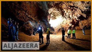 🇹🇭 Thai troops race to rescue youth football team trapped in flooded cave   Al Jazeera English