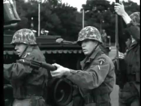 Checkpoint Charlie - Gate to Communism - U.S. Army in Cold War Berlin Video