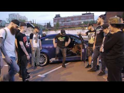 STREET KRUMP SESSION MOSCOW PT.1 (29JUNE)