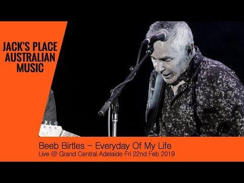 Everyday Of My Life - Beeb Birtles LIVE @ Adelaide Fringe 2019 mp3