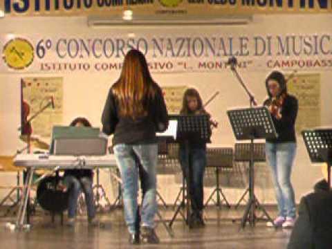MOLISE ALTISSIMO Carovilli Concorso musica d'insieme 2011 1