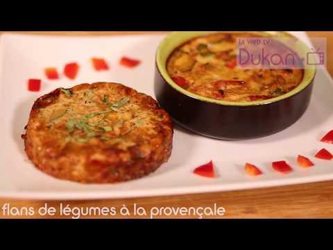 flans-de-légumes-à-la-provençale-(recette-dukan)