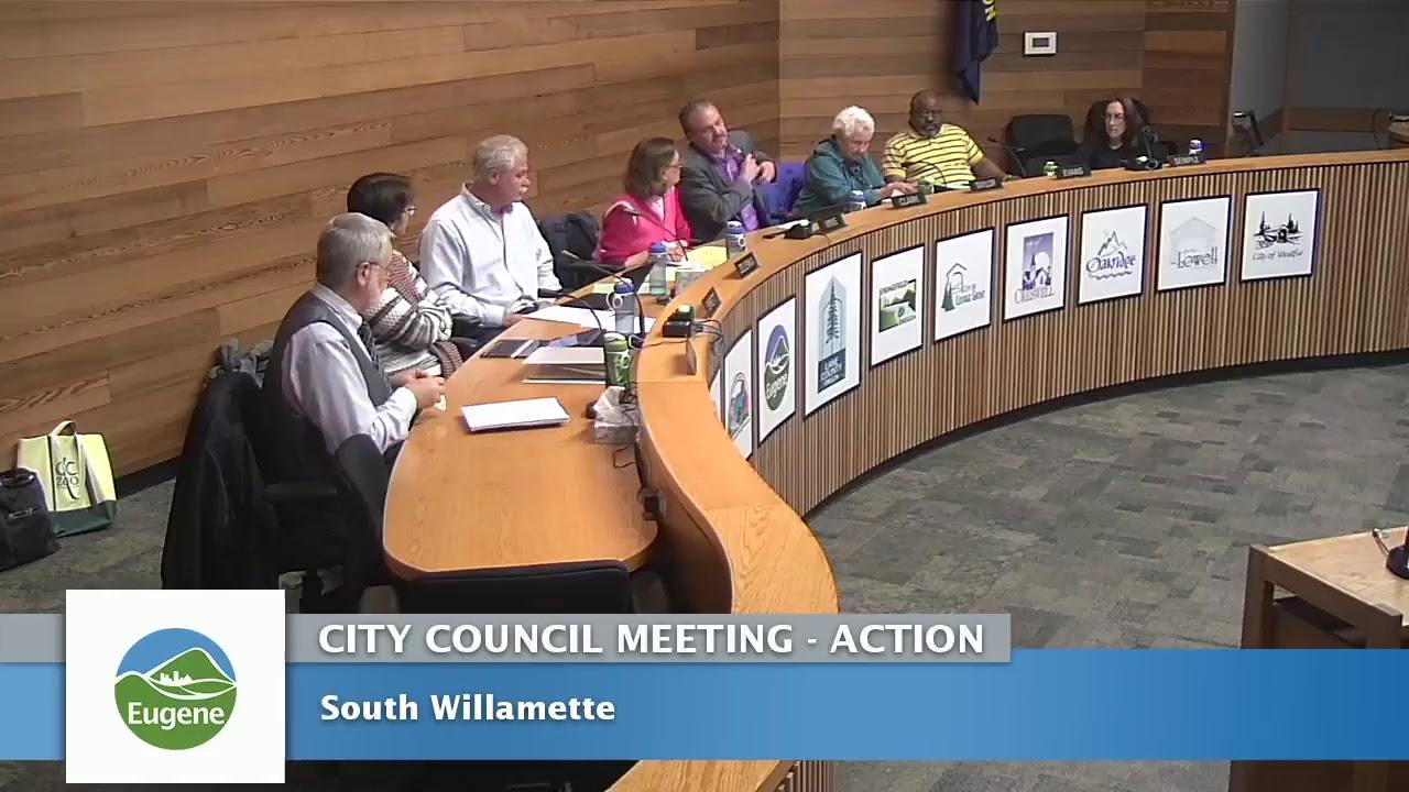 Download Eugene City Council Meeting: April 24, 2017