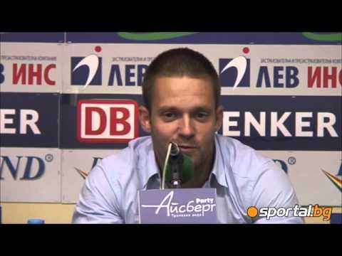 Christo Delidzhakov: The World Cup is my biggest success