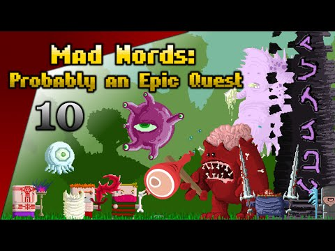 Mad Nords: Probably an Epic Quest | Playthrough Let's Play | PART 10 stepping back