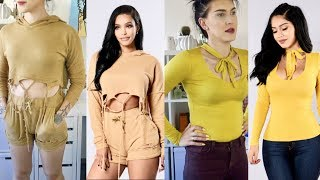 €307,- Fashion Nova Haul... Fail.. | JessieMaya