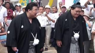 2014年7月30日_名古屋宿舎_大関昇進伝達式.