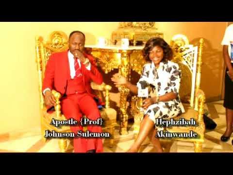 Africa Talk with Apostle Johnson Suleman Flash