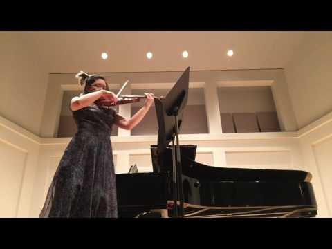 Lutoslawski partita violin piano