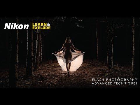 Learn & Explore   Advanced Flash Photography Techniques