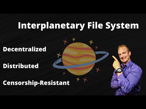 Create Your Own Website With InterPlanetary File System
