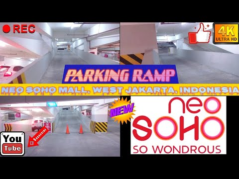 PARKING RAMP AT NEO SOHO MALL PARKING BUILDING