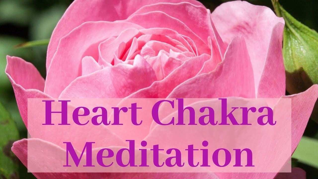 Heart Chakra Meditation for Lightworkers and Empaths :* ✧・゚: *  *✧・゚:* ✧