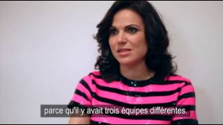 Interview of Lana Parrilla with Series Addict - Fairy Tales II