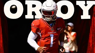 Kyler Murray Rookie Highlights || Offensive Rookie of the Year || HD