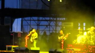 Seether - Country Song - Rock Allegiance Concert Tour 2012 Hershey PA