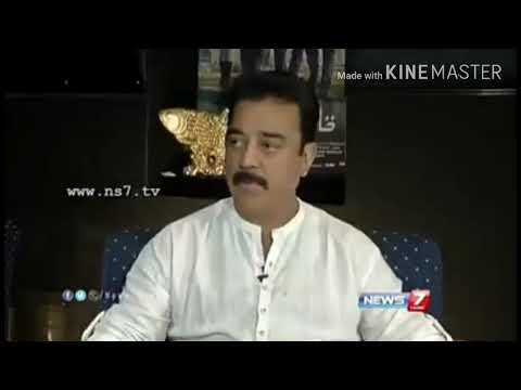 Kamalhasan 2 year's ago.. speaking about politics blocked movieThalapathi mersalbeating the barrier