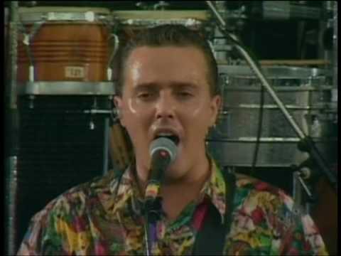 Tears For Fears - Change (Live Knebworth 1990).avi