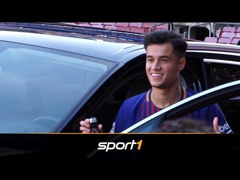 Coutinho vor Rückkehr zu Liverpool? Das sagt Klopp   SPORT1 - TRANSFERMARKT