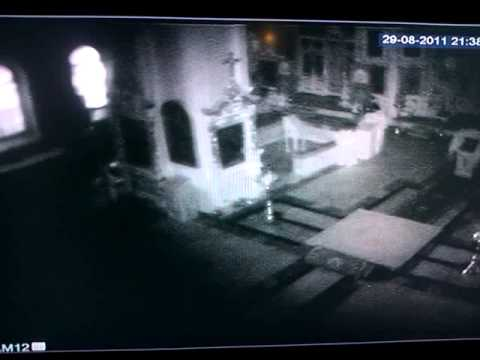 Скрытая камера ночю
