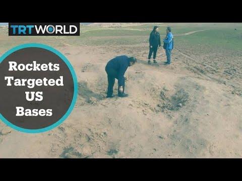 Soleimani Assasination: Rockets targeted Ain al Asad and Erbil bases in Iraq