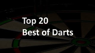 Top 20 - Best of Darts Moments