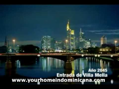 Republica Dominicana en el Futuro - The future of Dominican Republic