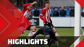 SAMENVATTING | PSV O19 - FC Barcelona O19