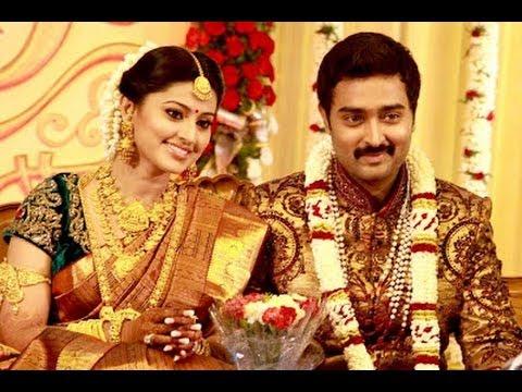 Prasanna Sneha Marriage Video