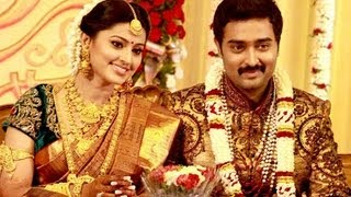 Prasanna Sneha Marriage Video