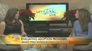 Parent Match Discusses Domestic Adoption on Lets Talk Live
