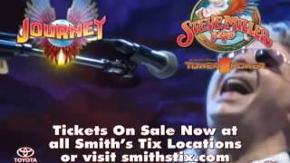 Journey & Steve Miller Band Live Salt Lake City 07/17/14