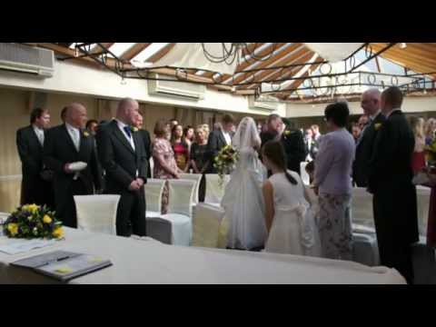 Tara & Peter's Wedding - 23.3.2012