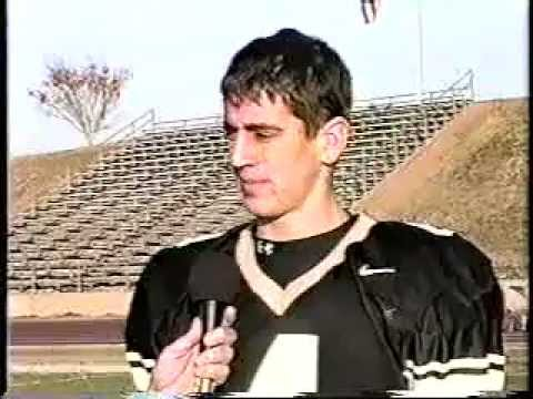 Aaron Rodgers Interview 2002!