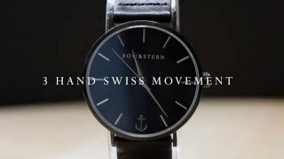 Bow and Stern Watches - Product Details