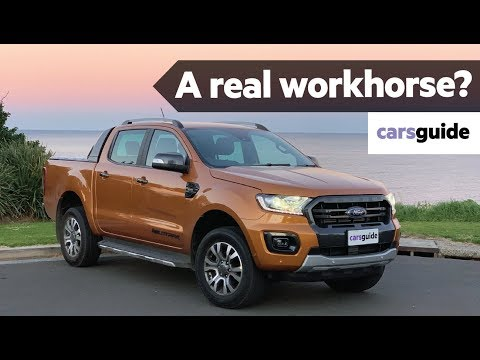 Ford Ranger 2020 review: Wildtrak