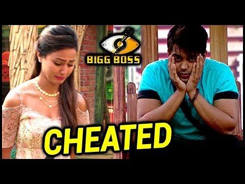 Hina Khan CHEATED By Luv Tyagi | NOMINATED | Bigg Boss 11